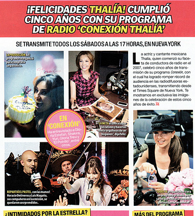 Scan Tv y Novelas – Abril 23, 2012