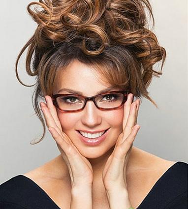 Thalia Sodi Eyewear 2012