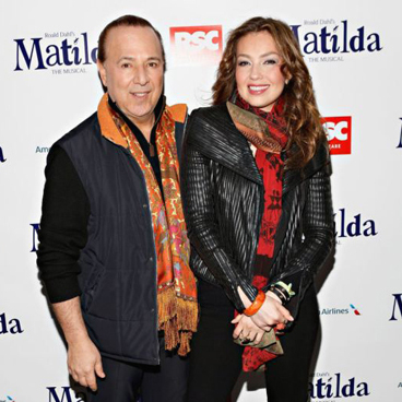 Matilda: The Musical, Broadway Opening Night