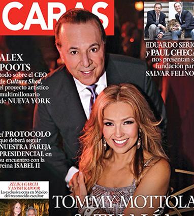 Revista CARAS – Marzo 2015