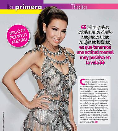 Revista TvyNovelas, Febrero 2017